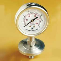 Compact Sealed Diaphragm Gauge